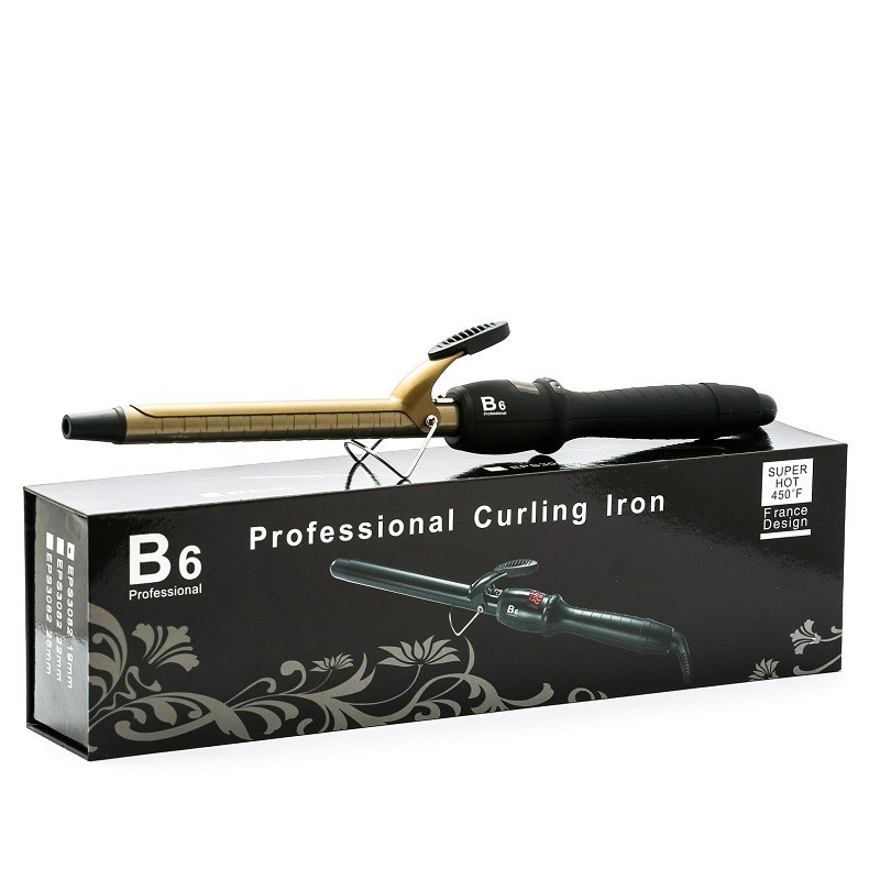 B6 PROFESSIONAL CURLING...