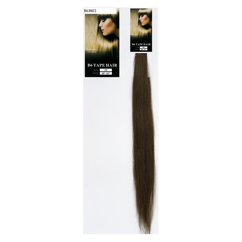 B6 TAPE HAIR  EXTENSION...