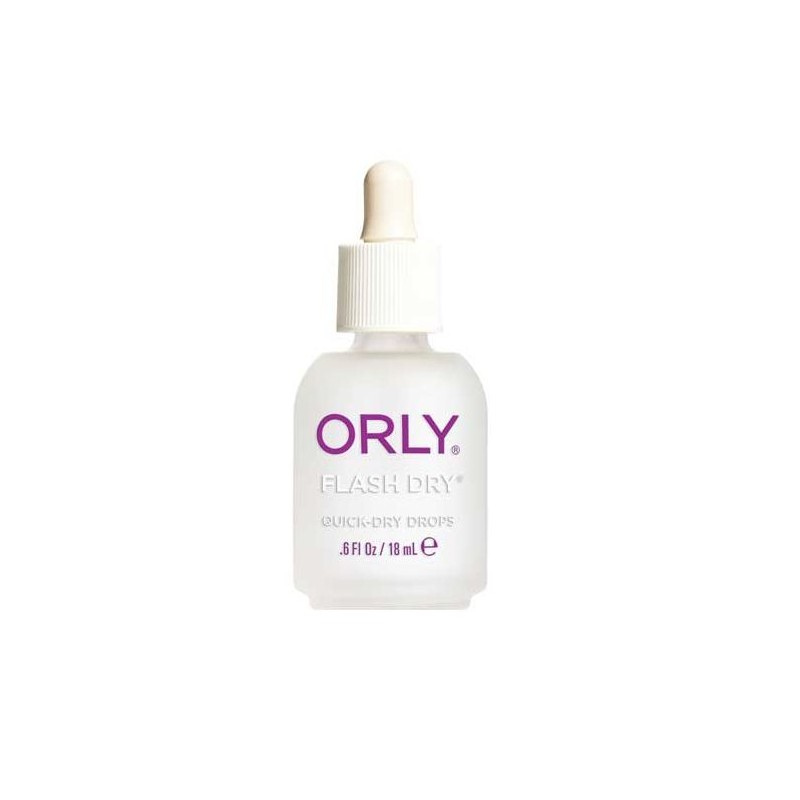 ORLY QUICK DRY DROPS FLASH...