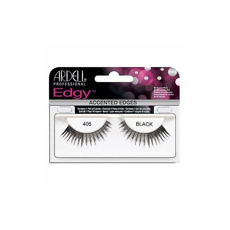 ARDELL  EDGY LASHES BLACK -...