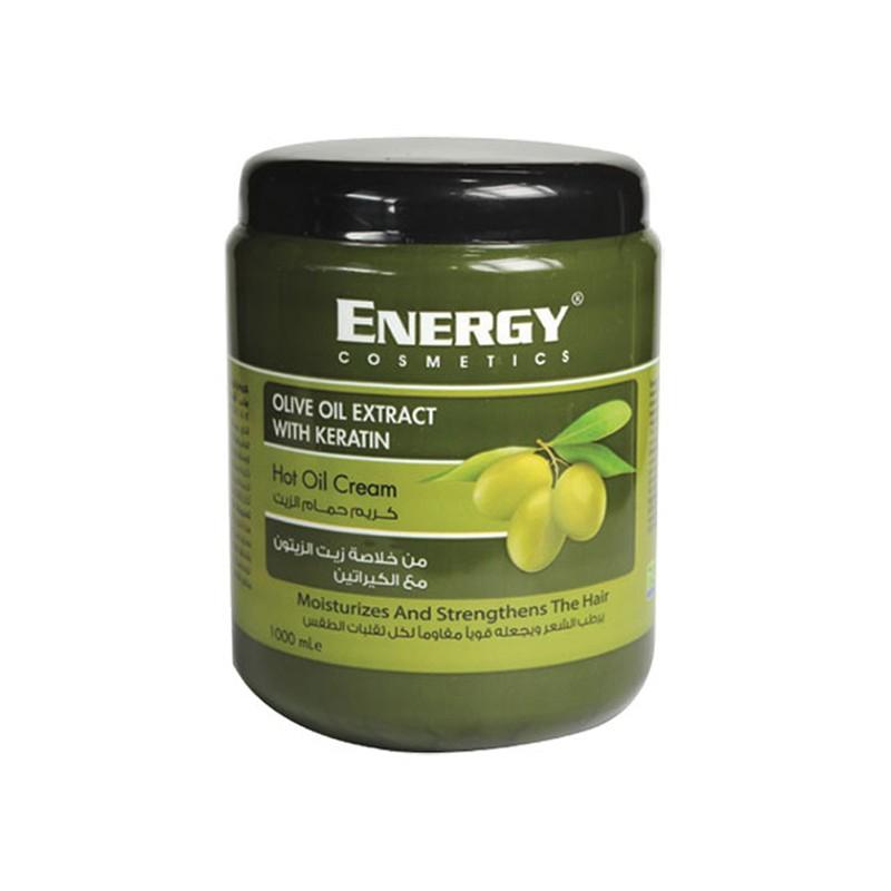 ENERGY HAIR MASK OLIVE OIL...