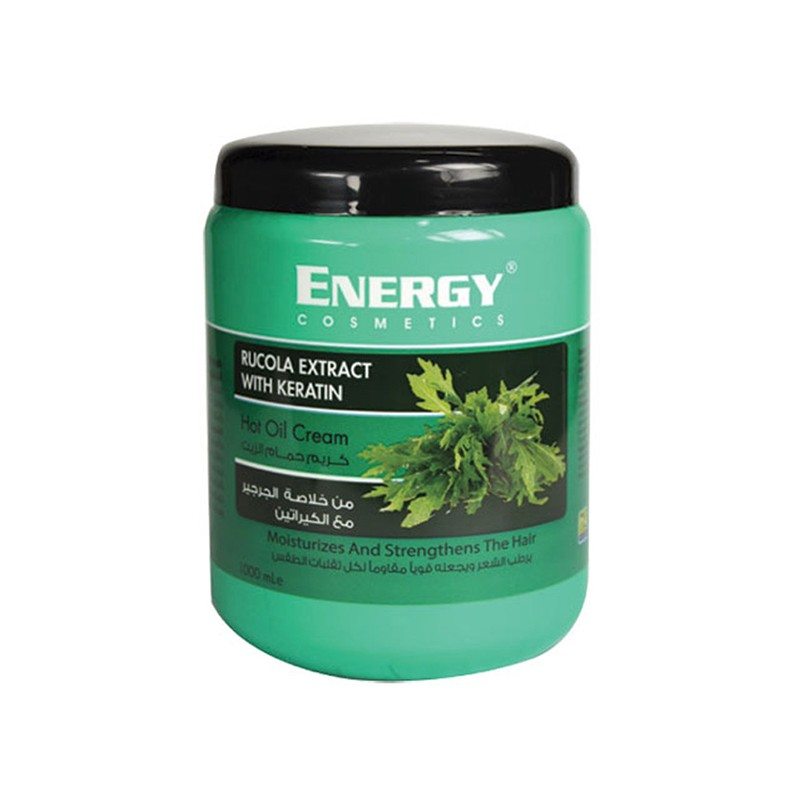 ENERGY HAIR MASK RUCOLA...