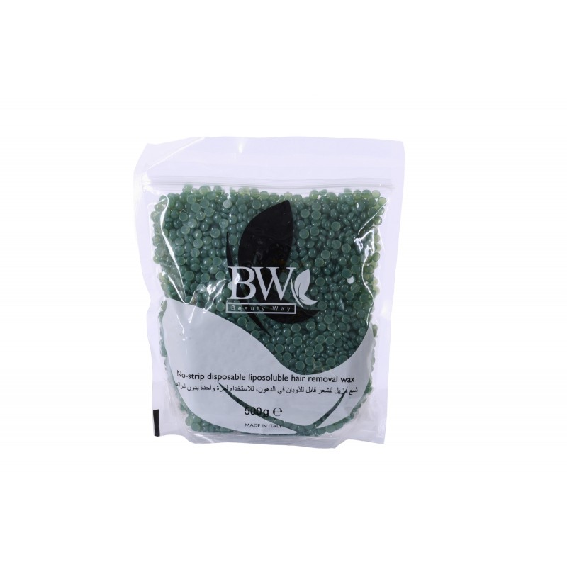 BEAUTY WAY WAX BEAD AZULENE...