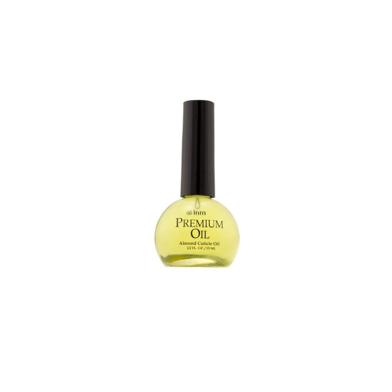 INM CUTICLE OIL ALMOND - 15 ML
