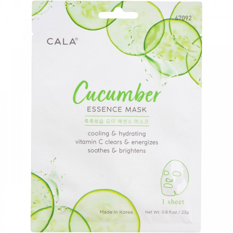 CALA CUCUMBER ESSENCE MASK...