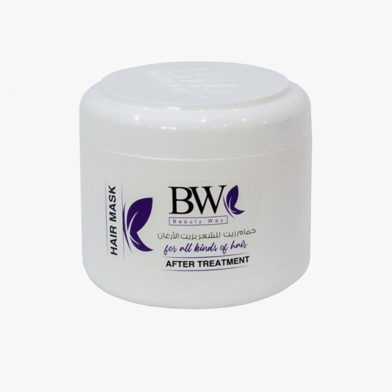 BEAUTY WAY MASK HAIR AFTER...